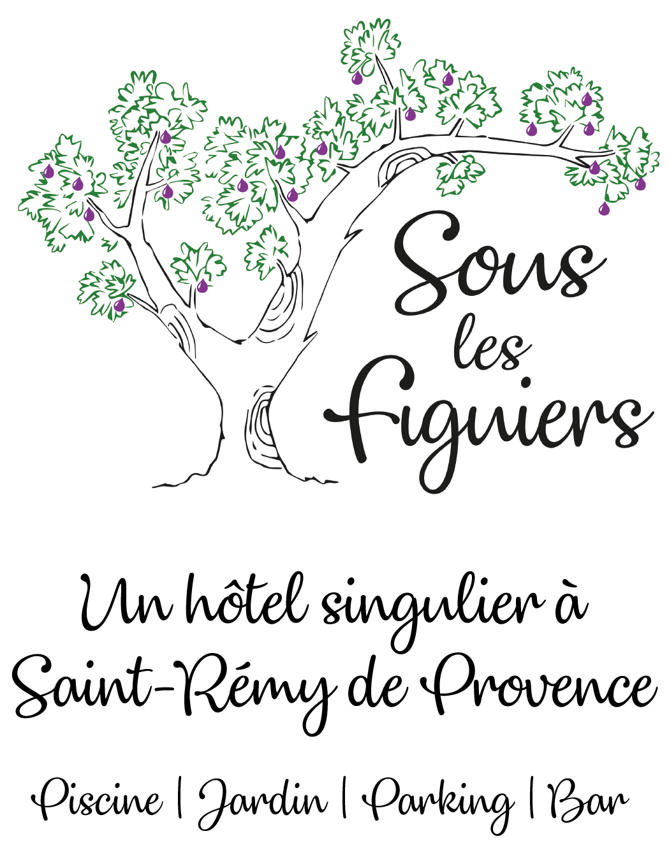 Hôtel Sous les Figuiers Logo
